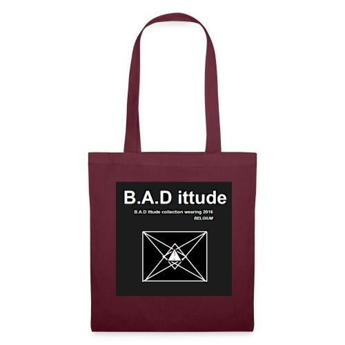 B.A.D ittude - Tas van stof