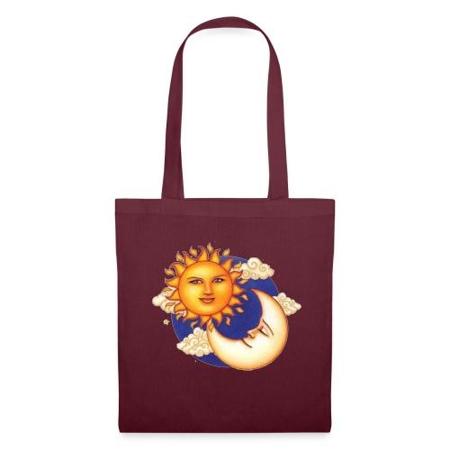 Sun and moon - Tas van stof