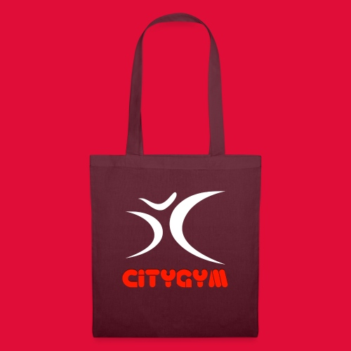 CityGym Guys Pullover - Black - Tote Bag