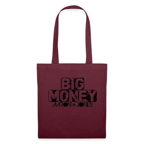 Big Money aaron jones - Borsa di stoffa