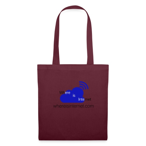 Where is the Internet - Tote Bag