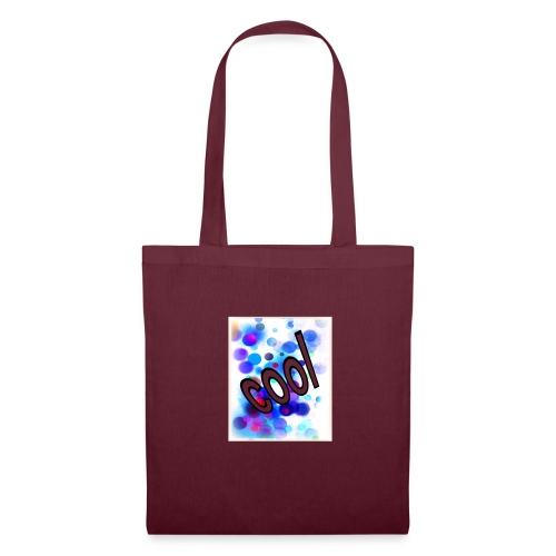 Text Design - 'Cool' - Tote Bag