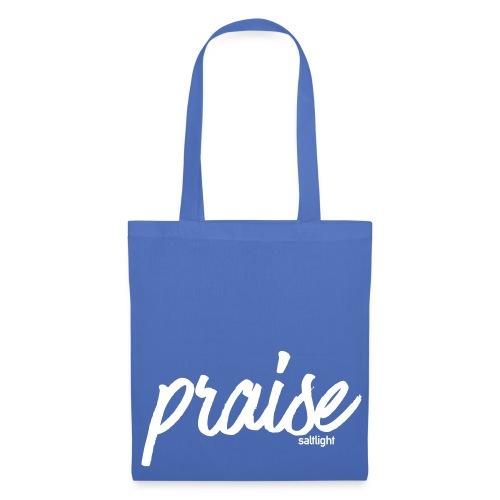 Praise (WHITE) - Tote Bag