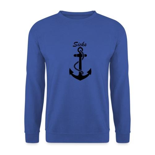 Sicks Logo Design - Männer Pullover