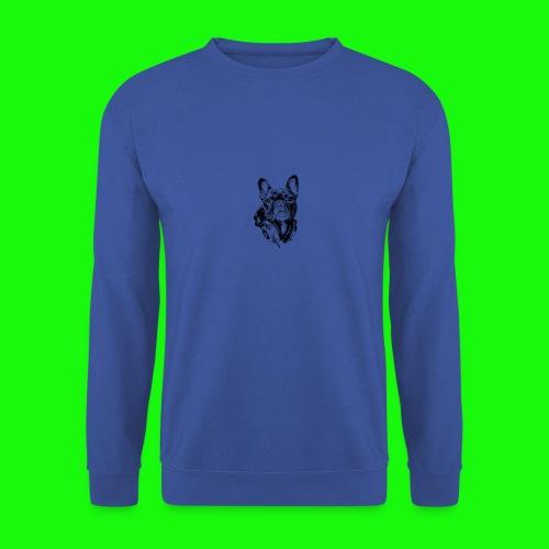 Small_Dog-_-_Bryst_- - Herre sweater