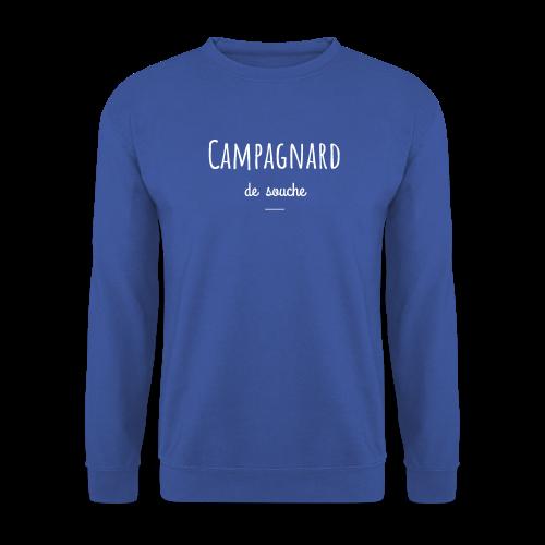 campagnard 3 - Sweat-shirt Homme