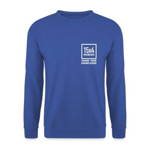 Share your knowledge - Männer Pullover