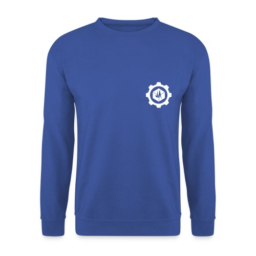 Jebus Adventures Cog White - Men's Sweatshirt