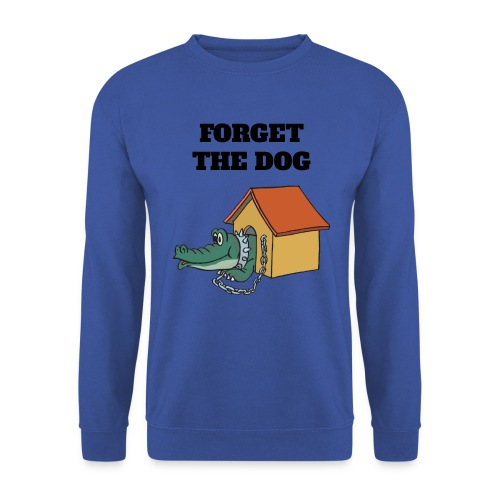 Forget The Dog - Männer Pullover