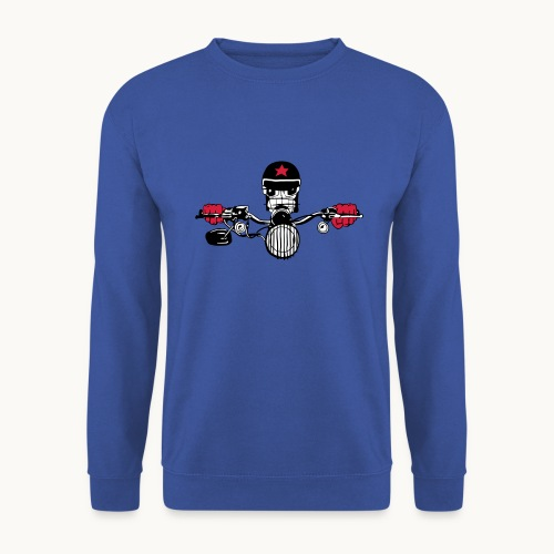 Motard Micky on the Road - Sweat-shirt Homme