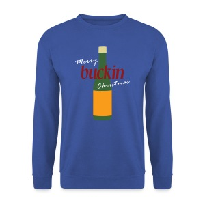 Merry Buckin Christmas 2 - Men's Sweatshirt