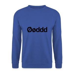 Øøddd (sort skrift) - Herre sweater