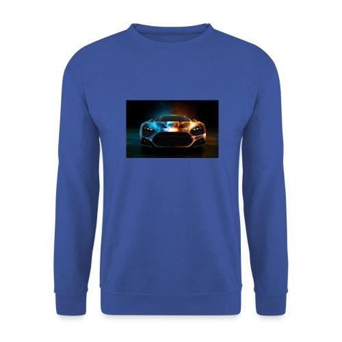 car - Men's Sweatshirt