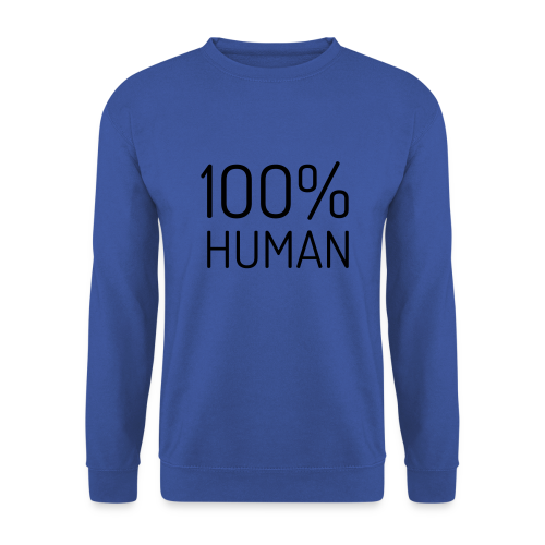 100% Human - Mannen sweater