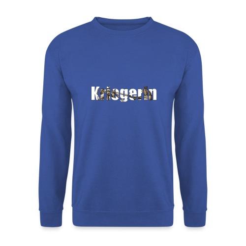kriegerin - Männer Pullover