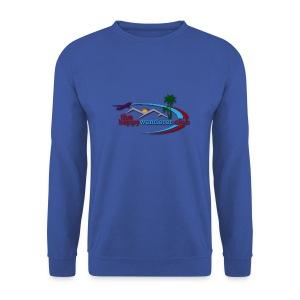 The Happy Wanderer Club Merchandise - Men's Sweatshirt