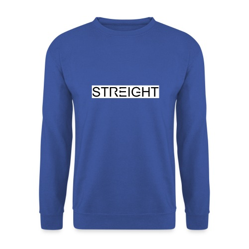 STREIGHT - Männer Pullover