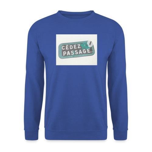 Cédez au PAS/SAGE - Sweat-shirt Homme