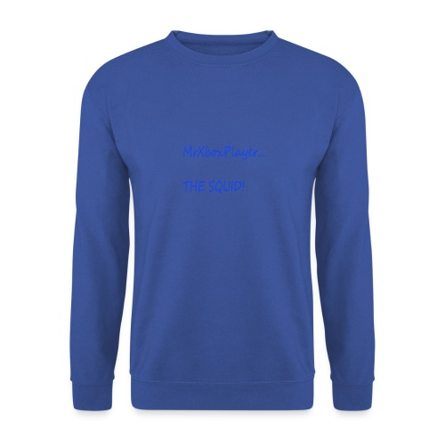 MrXboxPlayer The SQUID - Men's Sweatshirt