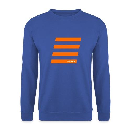 Orange Bars - Männer Pullover
