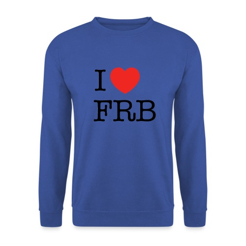 I Love FRB - Workwear - Herre sweater