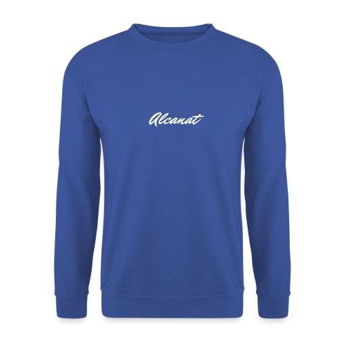 Alcanat Logo - Männer Pullover
