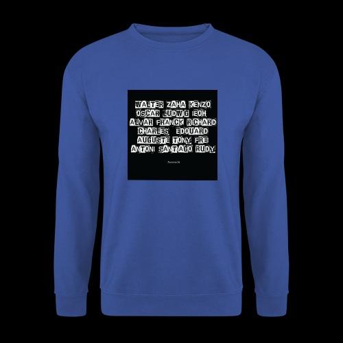Les architectes - Sweat-shirt Homme