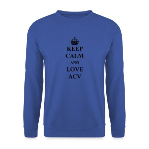 Keep Calm and Love ACV - Männer Pullover