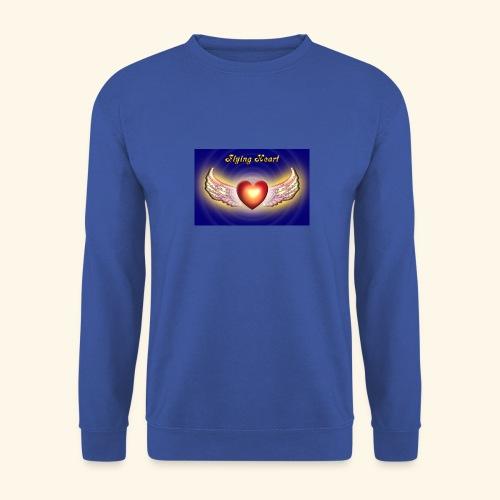 Flying Heart - Männer Pullover