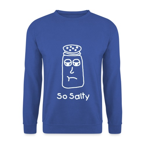 So Salty (White Design) - Mannen sweater