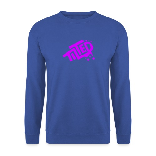 Fortnite Tilted (Pink Logo) - Men's Sweatshirt