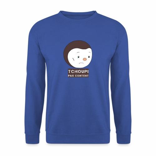 Tchoupi pas content ! - Sweat-shirt Homme