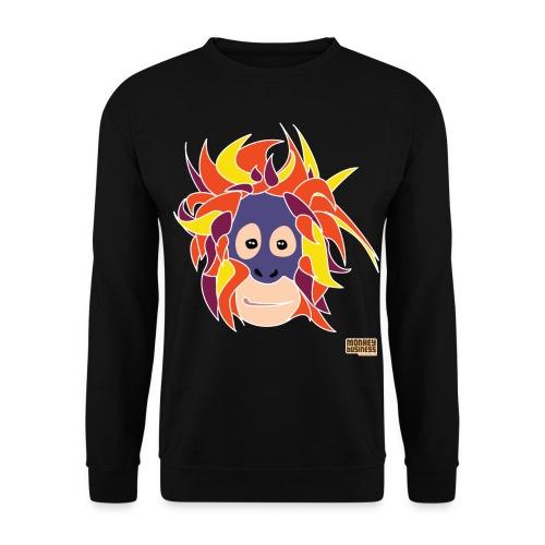 Oppermonkey Illustratie - Unisex sweater