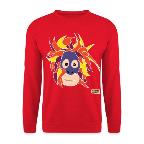 Oppermonkey Illustratie - Unisex sweater