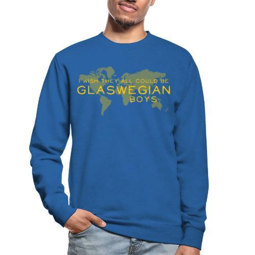Glaswegian Boys - Unisex Sweatshirt