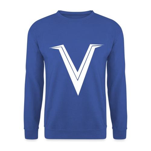 Weißes Venority Logo png - Männer Pullover