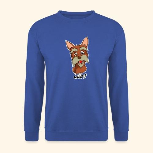 Nice Dogs schnauzer 2 - Felpa unisex