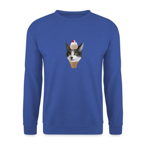 Ice Cream Cat - Männer Pullover
