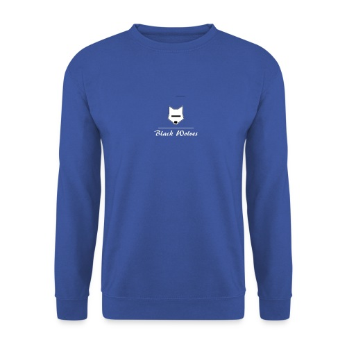 blackwolves Transperant - Sweat-shirt Unisex