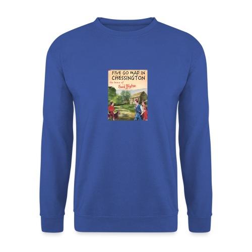 Five Go Mad In Chessington - Men's Sweatshirt