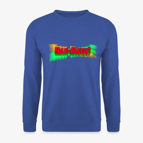 Nah meen red - Men's Sweatshirt