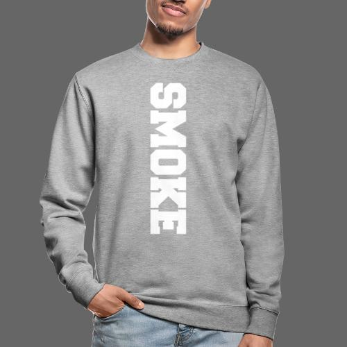SMOKE png - Unisex sweater