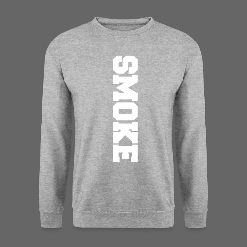 SMOKE png - Unisex sweater