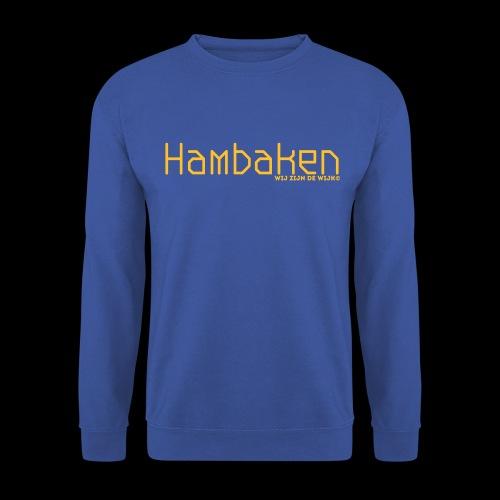 Hambaken Plasmatic Regular - Unisex sweater