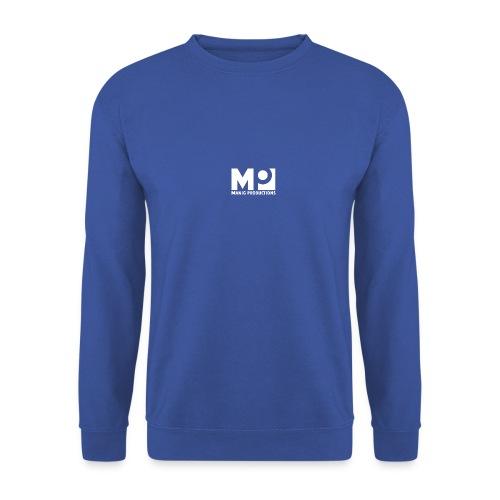 ManigProductions White Transparent png - Men's Sweatshirt