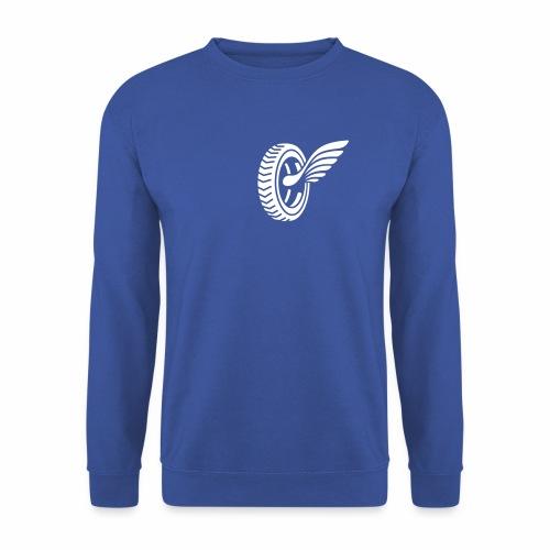 Car badge tires and wings - Men's Sweatshirt