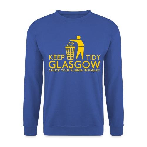 Keep Glasgow Tidy - Unisex Sweatshirt
