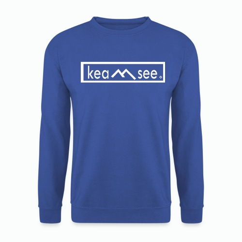 Logo Keamsee transparent - Männer Pullover