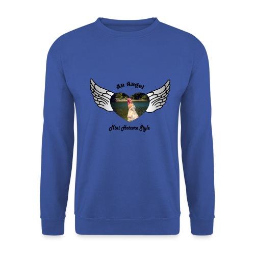 An Angel bunt - Männer Pullover