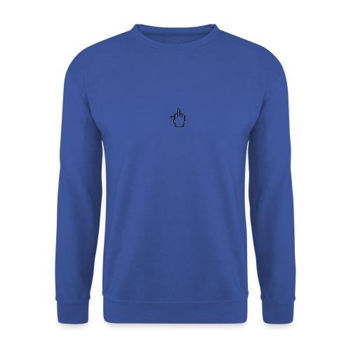 Cursor middlefinger - Unisex sweater